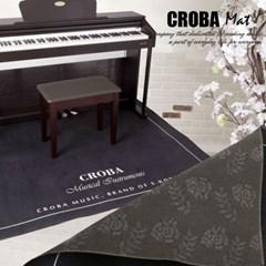 크로바 피아노매트 다용도매트 드럼매트 악기매트