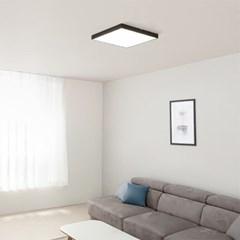 플레인 슬림 LED 방등 60W