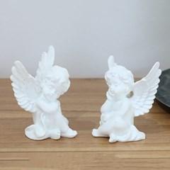 화이트 천사 2P세트