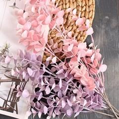 핑크 유칼립투스 조화 가지(2color)_(1927376)