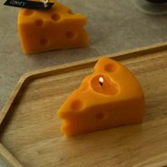 [착한소비] 밀납 리얼 치즈캔들