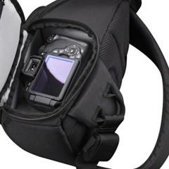케이스로직 오클레어 DSLR 카메라 슬링백 블랙_(2293086)
