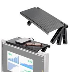모니터받침대 모니터거치대 상단 모니터선반 스크린선반