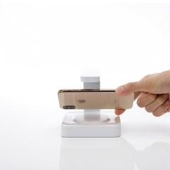 RXTN 휴대폰 살균 소독기 겸 무선 고속충전기 (UV 자외선)