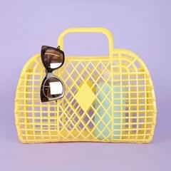 Sun Jellies_Retro basket Large 선젤리 레트로 바스켓 라지