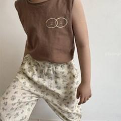 플) 동그리 아동 나시티셔츠