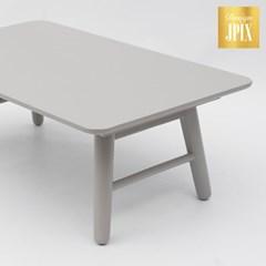 제이픽스 스칸나 모노톤 원목 접이식 소파 테이블 750 / JRB16M