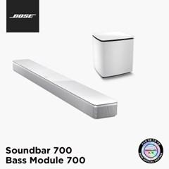 [BOSE] 보스 정품 사운드바 700 + 베이스 모듈 700 세트_(227358)