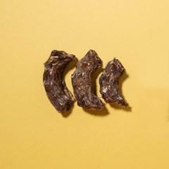 치석제거 더 건강한 오리목뼈 100g