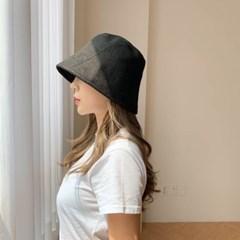 유니크 마 버킷햇 벙거지 모자 3color