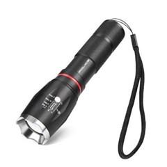 밝은 휴대용 랜턴 LED 후레쉬 건전지 손전등