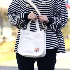 국내 캐릭터 슈가캣 정품 미니 에코백