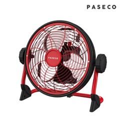 파세코 캠핑용 방수 선풍기 PMF-AB9100R (레드)
