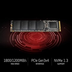 ADATA SX6000 Lite PCIe SSD Gen3x4 M.2 2280 512GB 내장SSD