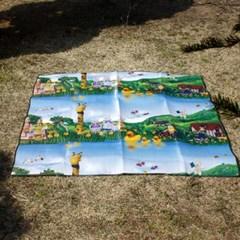 소풍 야외용 매트/캠핑용품점판매용 농장납품용 동호