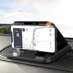 OMT 1초거치 차량용 대쉬보드 핸드폰 거치대_(1529870)