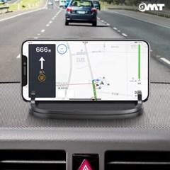 OMT 대쉬보드 1초거치 휴대폰거치대+주차번호판 2in1_(1529864)