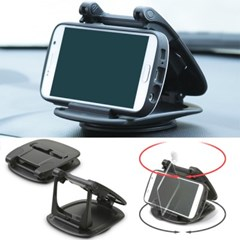 OMT 1초거치 차량용 대쉬보드 휴대폰 태블릿 거치대_(1529860)