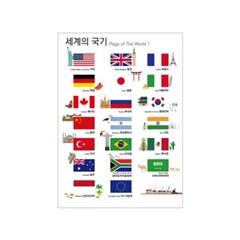 세계의 국기 포스터 1