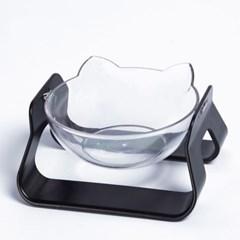 강아지 밥그릇 고양이 물그릇 반려동물 식기 1구