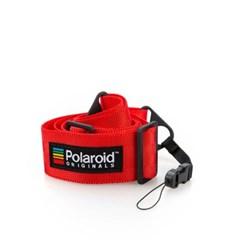폴라로이드 Flat Strap (Red)