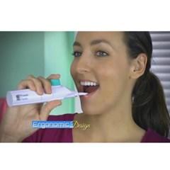 올스타 파워플로스 물치실 휴대용 치아 구강 세정기 물칫솔