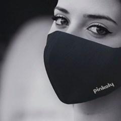[핑크올리]국내생산 패션마스크/항균소취 자외선차단_(950168)