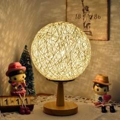 OMT LED 무드등 스탠드 조명 USB전원 밝기조절리모콘내장_(1529777)