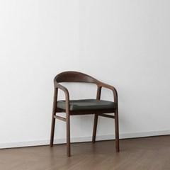 [헤리티지월넛] U형 의자 그레이_(1519348)