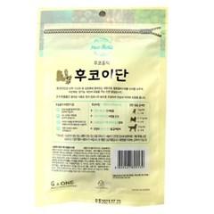 후코홀릭 후코이단120g(대소변 입냄새감소 도움)