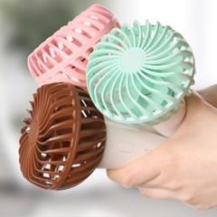트리코 아이스크림 미니선풍기 휴대용 핸디형 SUB