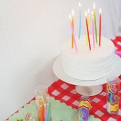 [유어캔들] 파티 미들스틱 생일초 모음