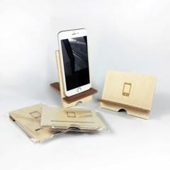 자작나무 휴대폰거치대