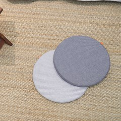 유노야 이지선염 원형방석 2P세트