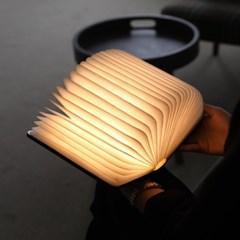 [무아스] 북라이트 LED 충전식 무드등 S/M 사이즈