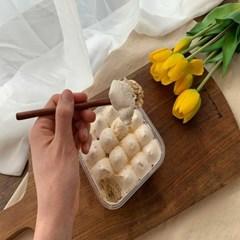 써니브레드 글루텐프리 채식 인절미 떠먹는 케이크