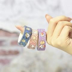 국내 캐릭터 피누 정품 마스킹테이프