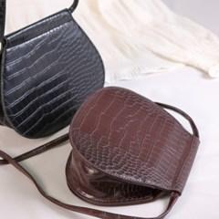 베이직쉘 미니 크로스백 여성 가죽 가방 숄더백 핸드백 LAELME-SP
