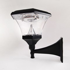 LED 태양광 벽등 CB-W8 육각 헤드_(1860268)