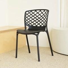 바이킹 플라스틱 체어 인테리어 식탁 의자_(1806540)