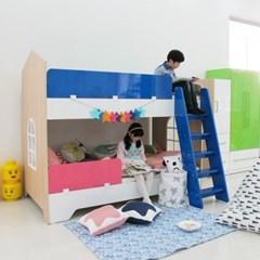 슈에뜨 2층침대(노블콰이어매트리스 2개 포함)