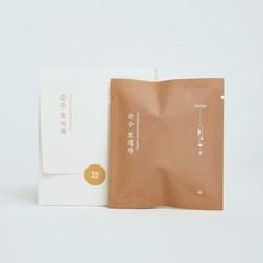 [다도레] 유기농 디카페인 순수 호지차 티백 (7입/21입)