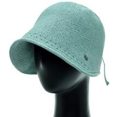 [플릭앤플록]IAU01.지사 니트 여성 보닛 벙거지 모자