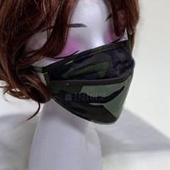 빨아쓰는 KF94필터 끈조절 얇은 숨쉬기편한 중형 일반면마스크