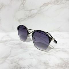 블랙 핑크 가벼운 메탈 선글라스 안경테 UV400