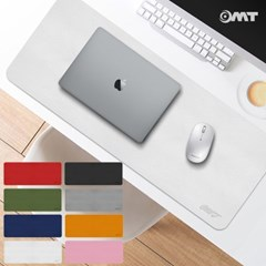 OMT 가죽 양면 2컬러 대형 900x400 장패드 데스크패드 DUAL