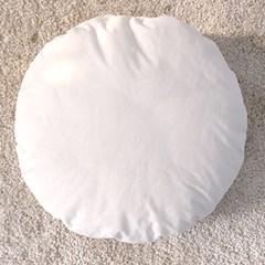 유노야 45 원형 목화방석솜 (지름 45cm)