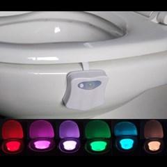 변기조명 LED 라이트 센서등