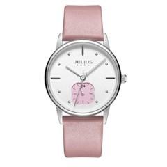 [쥴리어스 정품]JA-1244 여성시계 손목시계 가죽밴드