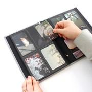 나의 포토카드 앨범(128포켓) 폴라로이드 명함